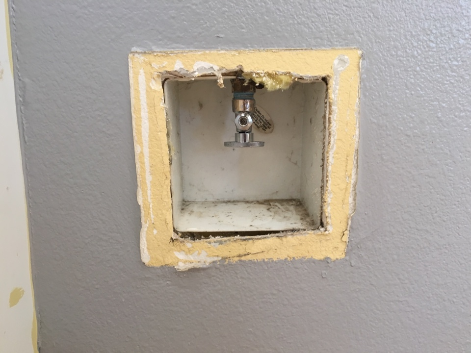Winchester, CA - Replacing an ice maker valve in Winchester ca