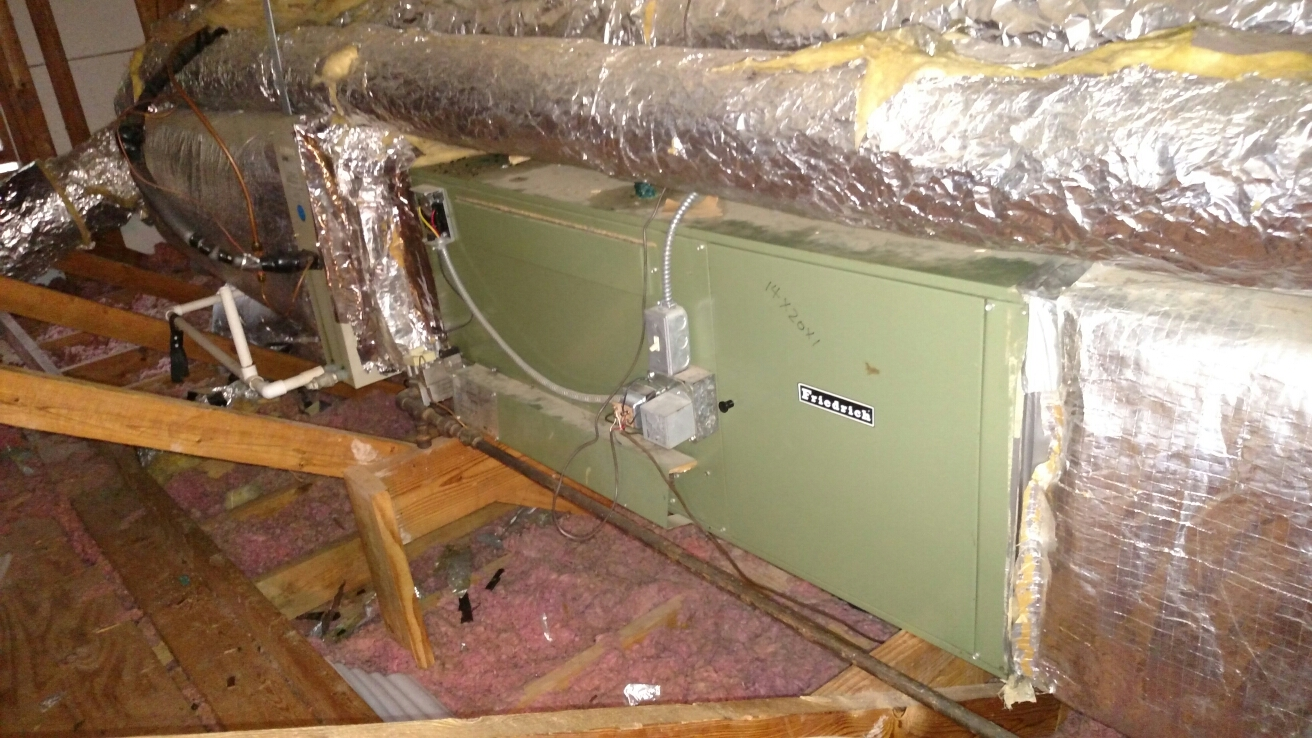 Sugar Hill, GA - Had to replace the thermocoupler to get this old furnace back working.