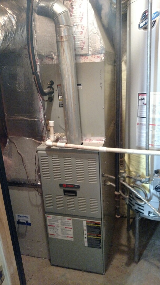 Real Time Service Area For A C Solutions Heating Amp Air