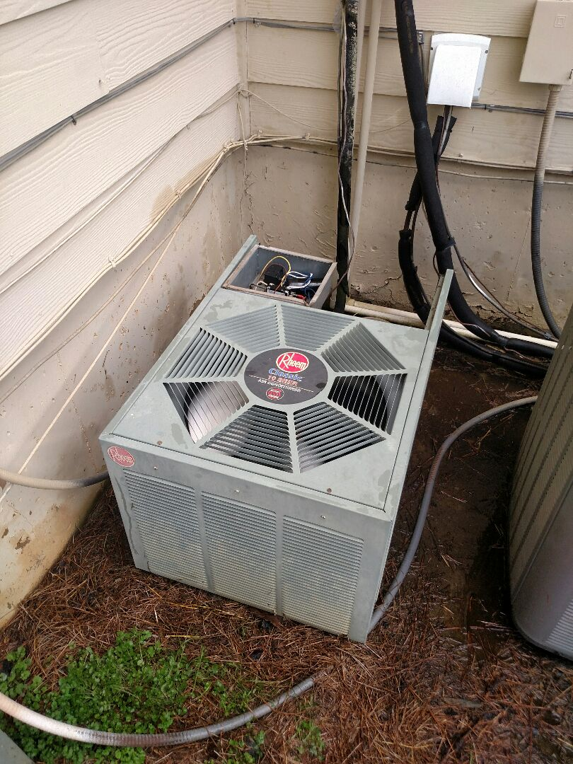 Real-time Service Area for A/C Solutions Heating & Air ...