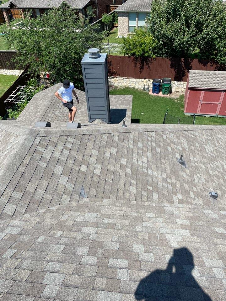 McKinney, TX - Free roof inspections in McKinney. Roofers McKinney