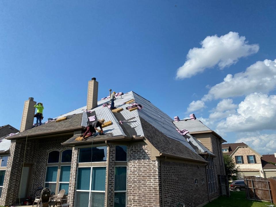 Little Elm, TX - Roof replacement in Little Elm, TX. Free roof inspections in Little Elm, TX. Roofers in Little Elm, TX