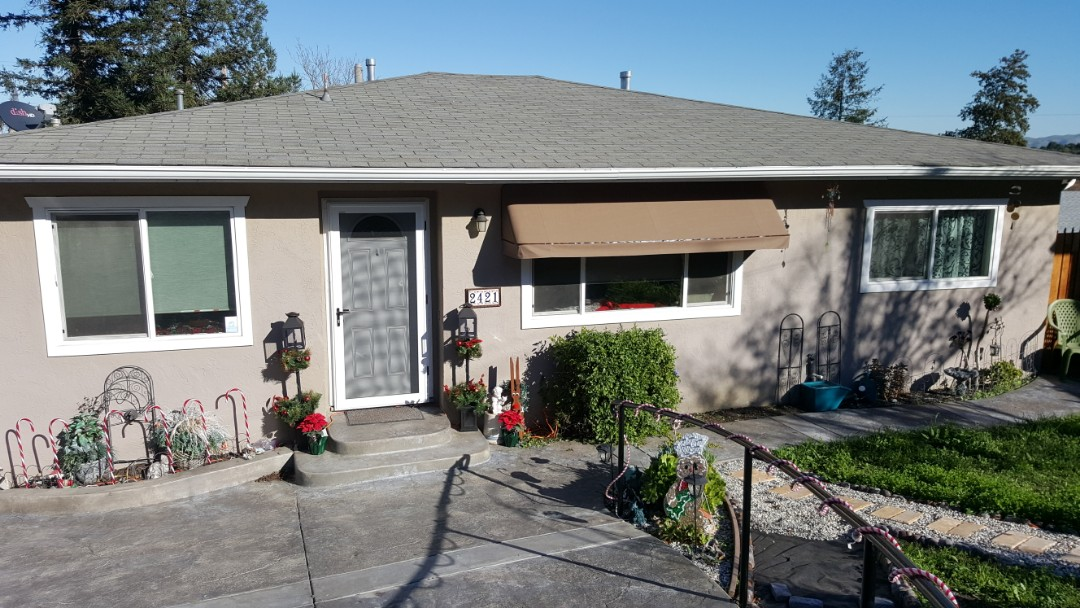 Fremont, CA - Service call to adjust security door installed 7 yrs ago.