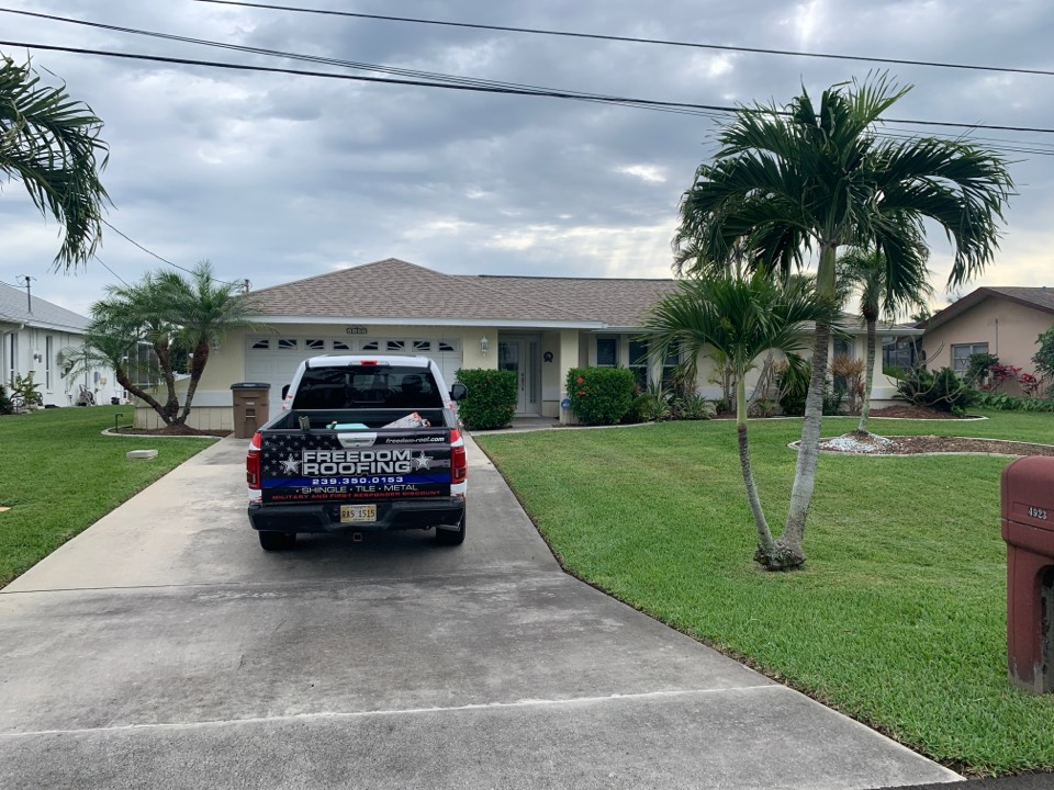 Cape Coral, FL - Flat roof inspection and repair