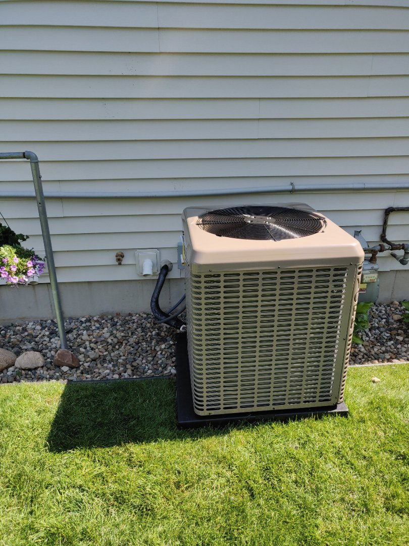 Battle Creek, MI - Replace ac with a York 17SEER