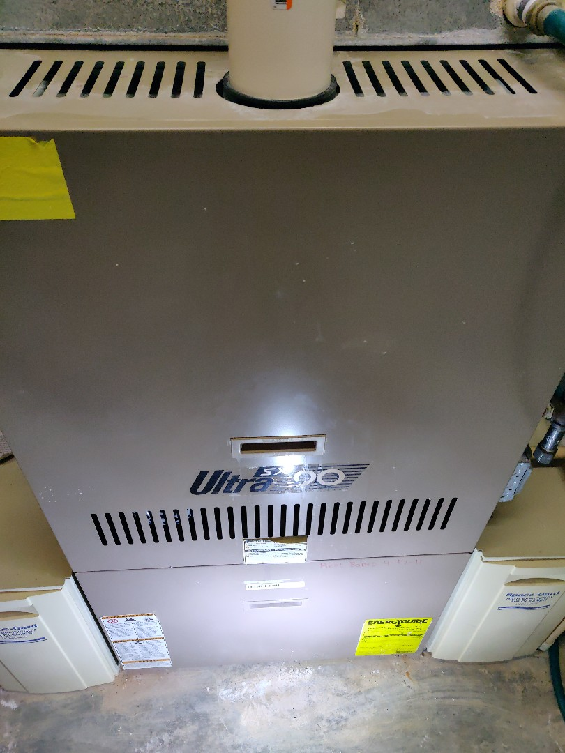 Battle Creek, MI - Replace high limit on a Armstrong furnace.