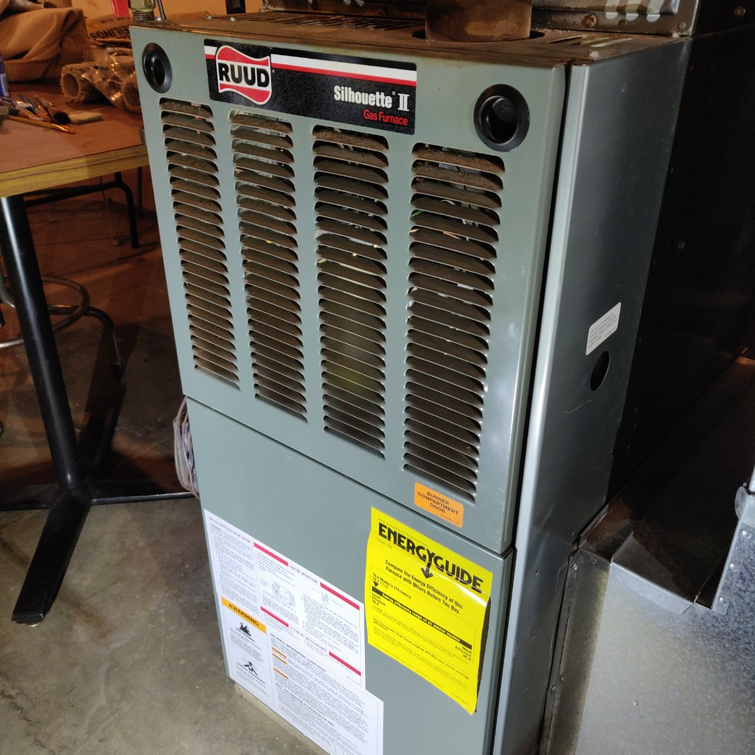 Bellevue, MI - After hours service repair no heat RUUD