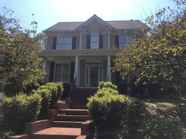 Holly Springs, NC - The roof was replaced with GAF Timberline HD Architectural Shingles in Slate in September 2019. Another happy Homeowner in Holly Springs, NC!