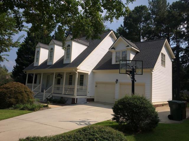 Cary, NC - We replaced the roof with GAF Timberline HD Architectural Shingles in Charcoal in September 2019. We also replaced the skylights. This was yet another claim that was APPROVED through insurance for a storm damage claim.