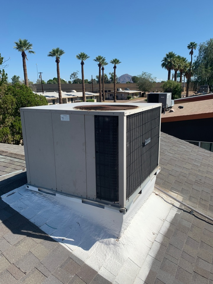 Phoenix, AZ - Re wires older carrier air condition to work properly. System kept blowing low voltage fuses but does no longer.