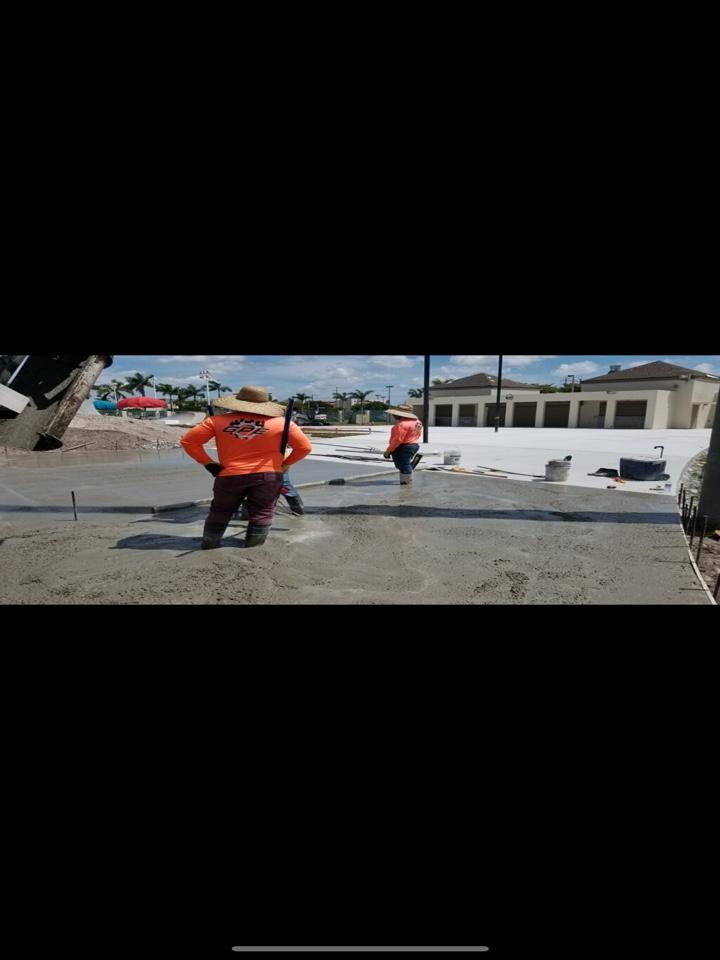Hialeah, FL - Bucky Dent park Remodeling!!