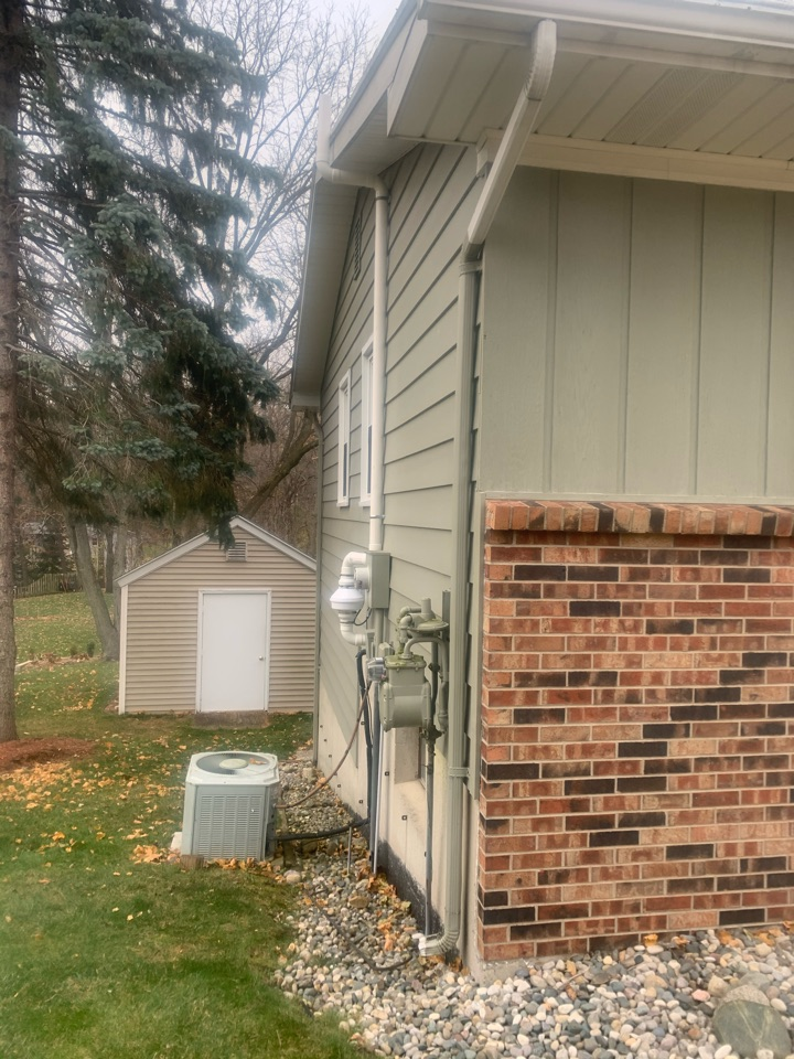Grand Rapids, MI - Another radon job in the books for a real estate deal!