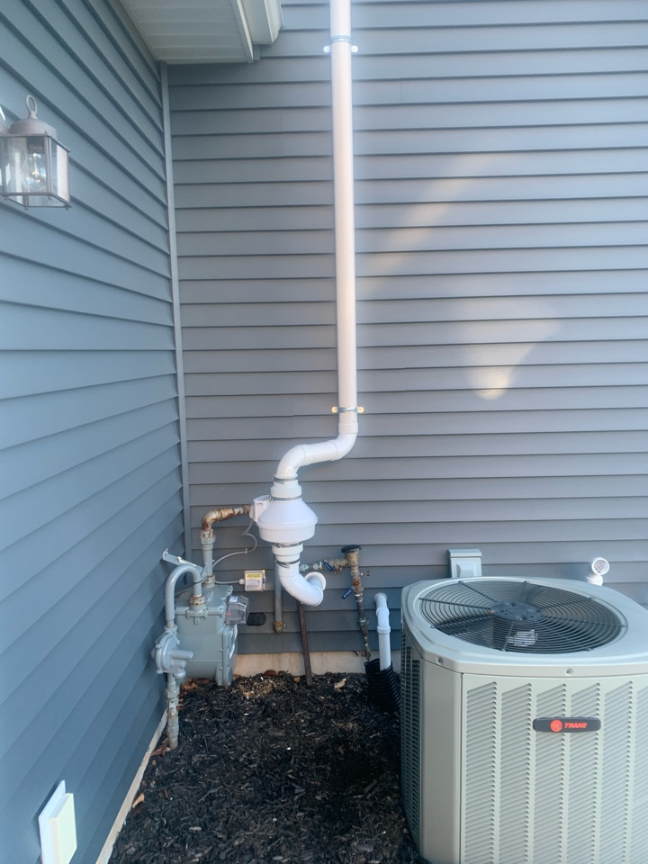 Rockford, MI - We are glad to install radon mitigation systems. We are keeping families safe from radon gas.