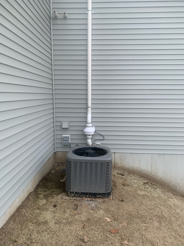 "Caledonia, MI - We've been installing a lot of radon mitigation systems recently due to the pandemic and the ""stay at home"" orders. Many people are working inside from home offices along with many kids learning virtually from home and not attending schools. This trend is likely to continue, making radon gas more of a concern to anyone that's spending more time inside their home. Dangerous levels of radon gas can be present inside anyone's home. Radon gas can be a threat to you and your family's health."