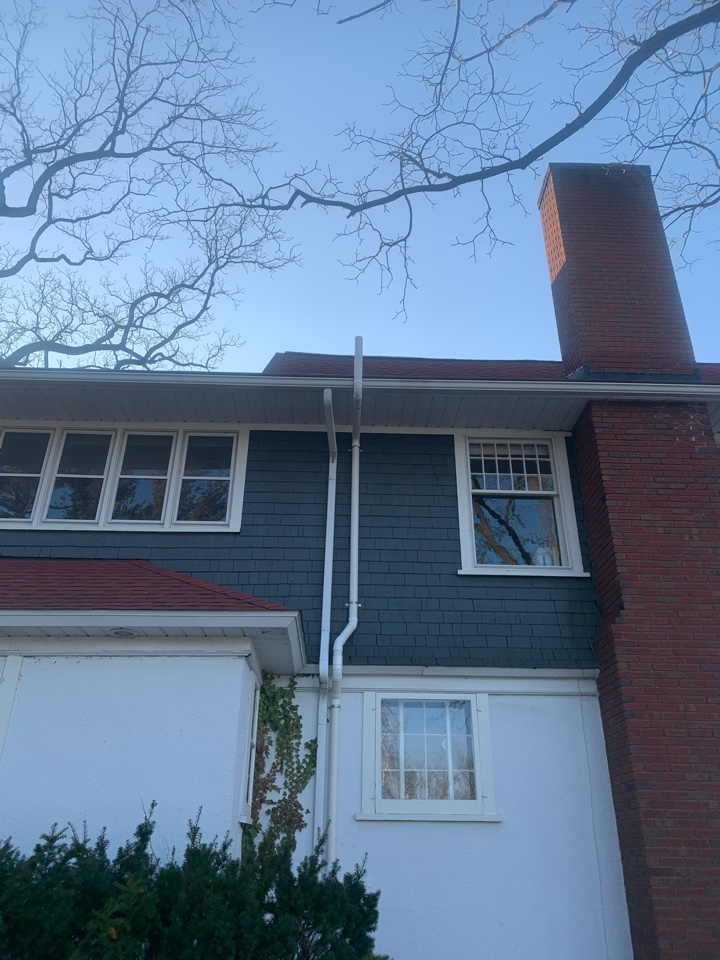 Wyoming, MI - Installed a radon mitigation system in this house that was built in the year 1880.
