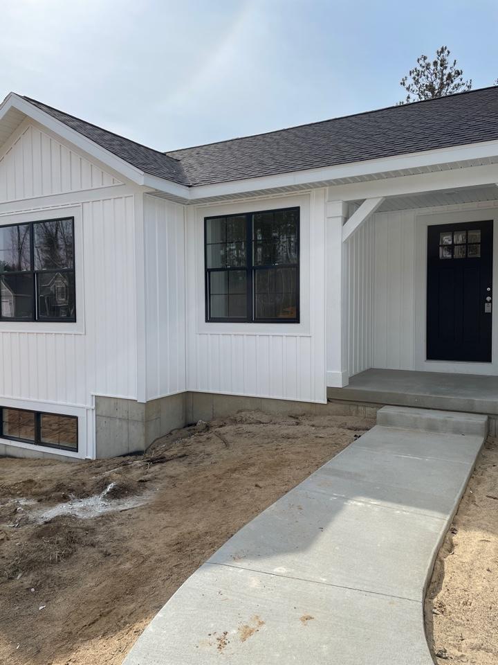 Hastings, MI - Termite control new construction pretreatment