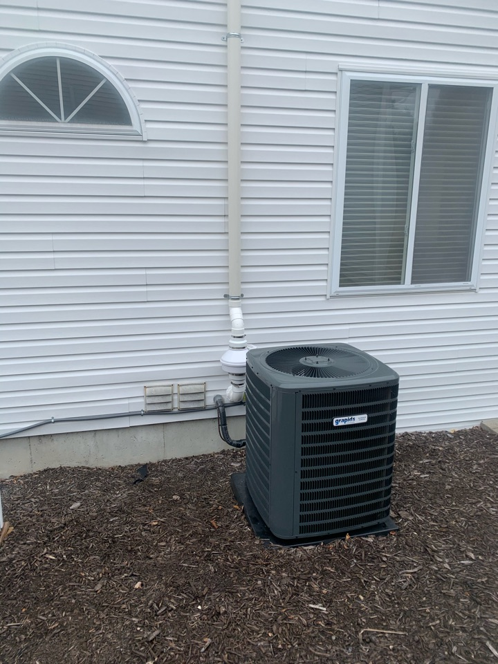 Grand Rapids, MI - Our radon mitigation company can install a radon mitigation system for any house that test high for radon gas.