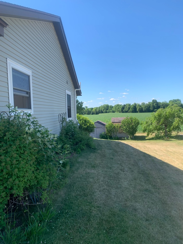 Holland, MI - Today we installed this radon mitigation system on this house. The job went well and the customers were very happy with the install.