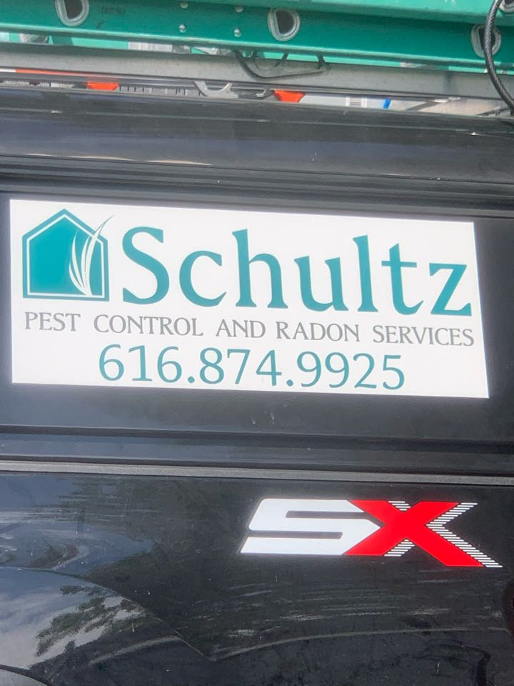 Grand Rapids, MI - Schultz Pest Control is out in full force and so are the stink bugs. These fall invaders are everywhere and like to get inside houses however they can.