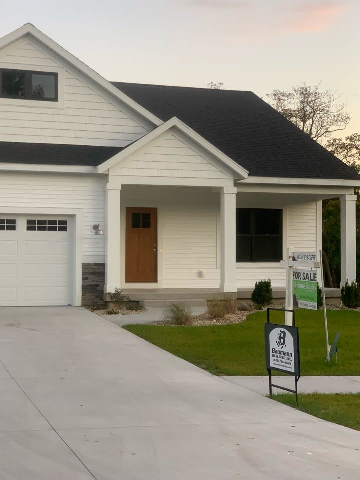 Spring Lake, MI - Just quoted this new build for a radon mitigation system.