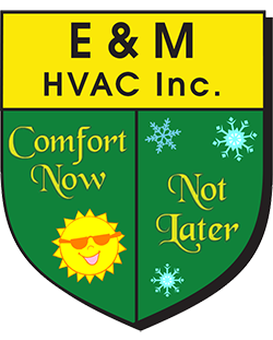 E&M HVAC INC.