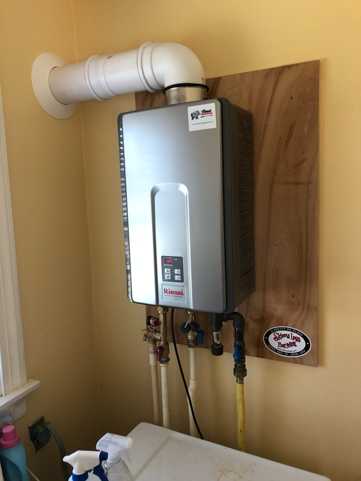 Saint Michaels, MD - Water heater replacement