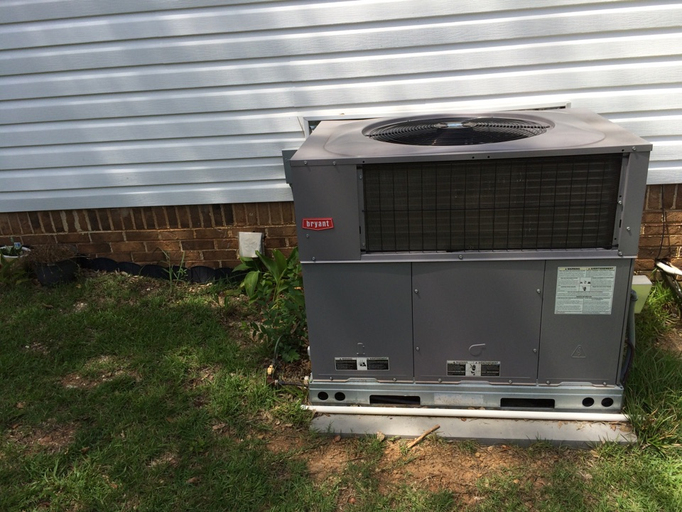Helena, AL - Serviced a unit we installed 3 years ago. Nothing wrong they just wanted it checked out.