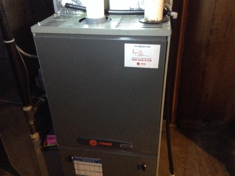 Black Earth, WI - Furnace repair on Trane furnace