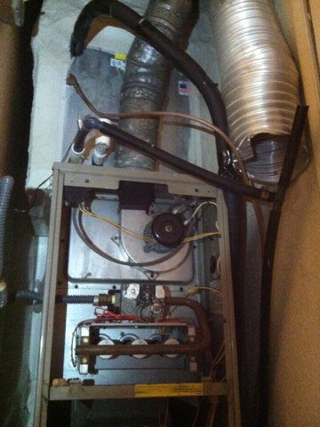 Call Drain and Air to replace that old worn out unit!
