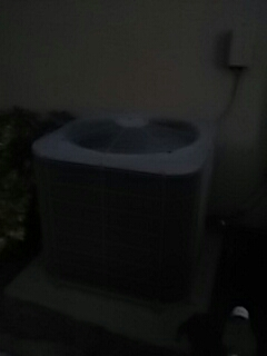 Tampa, FL - I'm here on the job and Westchase Florida customer called for AC repair stated that her A/C was not working customer has a carrier three-and-a-half ton heat pump system diagnosed system with a bad start capacitor I replaced capacitor system running fine now
