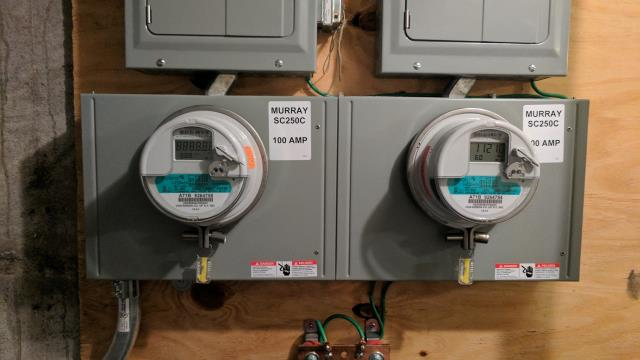 Queens, NY - New electrical meter upgrade from 120-220 volts. Installation of meters after passed ConEdison inspection!