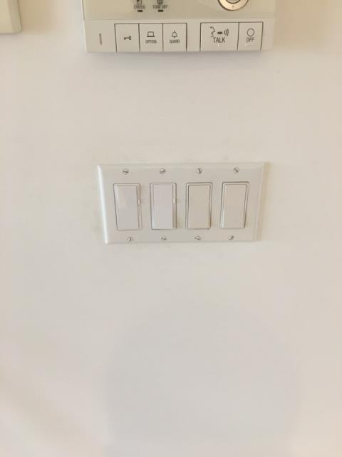 Professional Installation of Dimmers