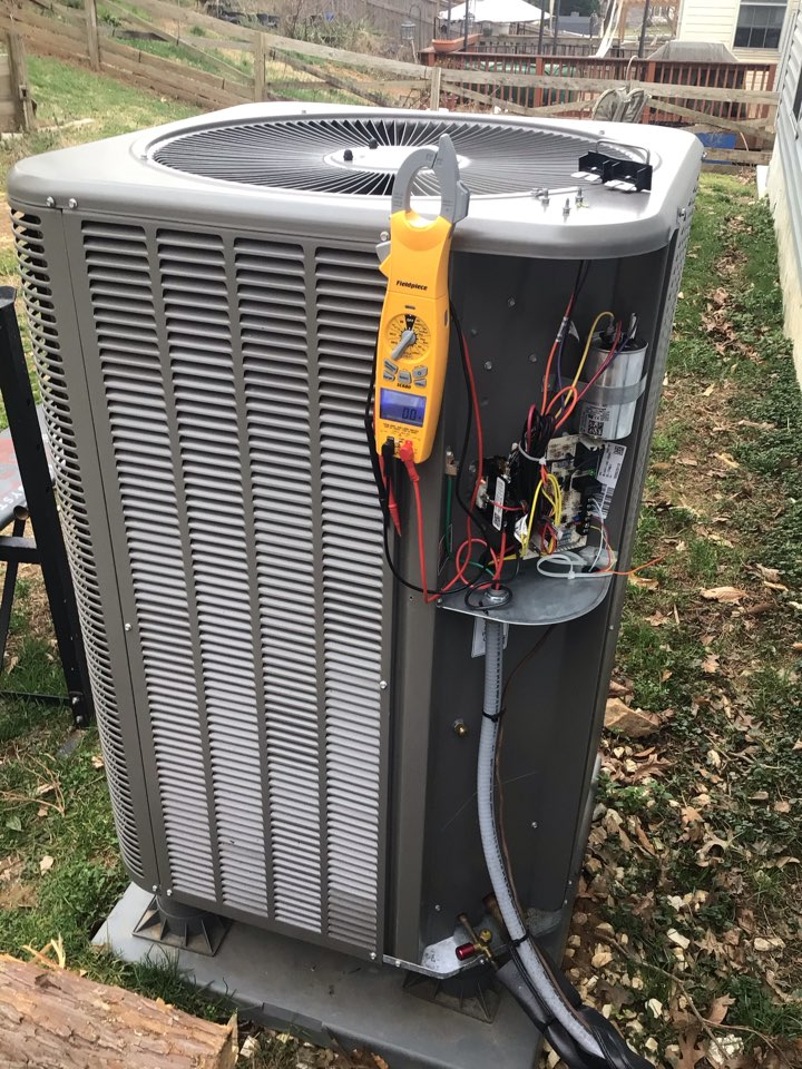 Abingdon, MD - Heat pump repair