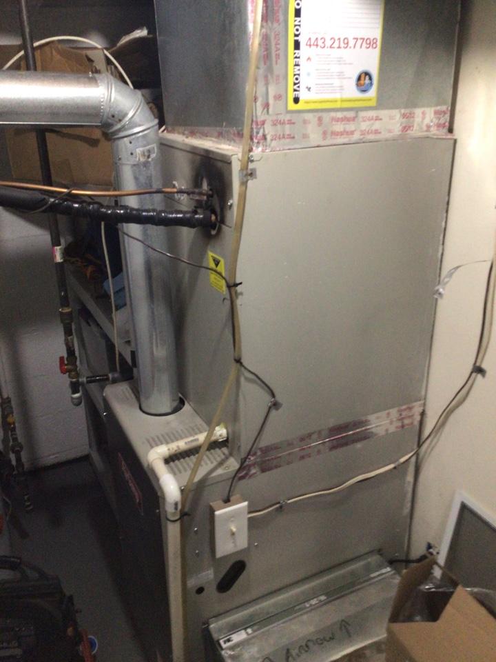 Reisterstown, MD - Furnace repair