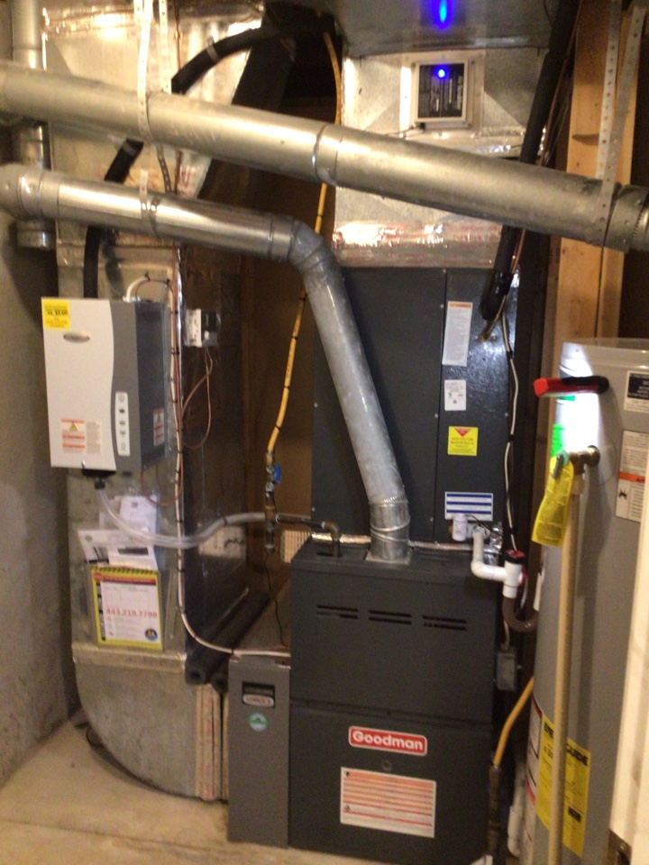 Perry Hall, MD - Humidifier repair