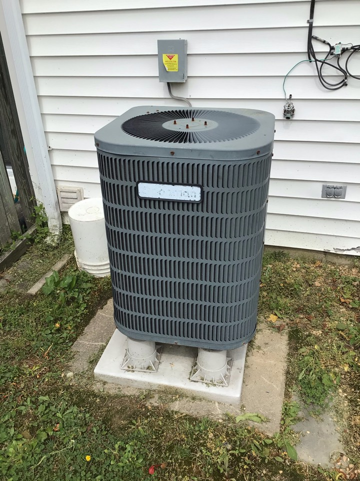 Middle River, MD - Ac maintenance