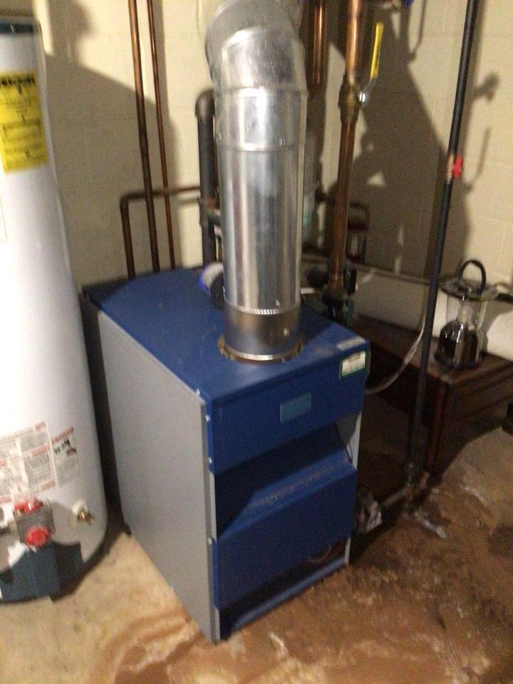 Lutherville-Timonium, MD - Boiler repair