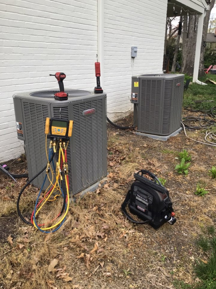 Lutherville-Timonium, MD - Ac maintenance
