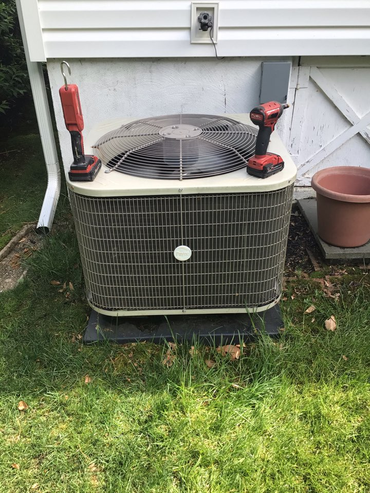 Ac and heating maintenance