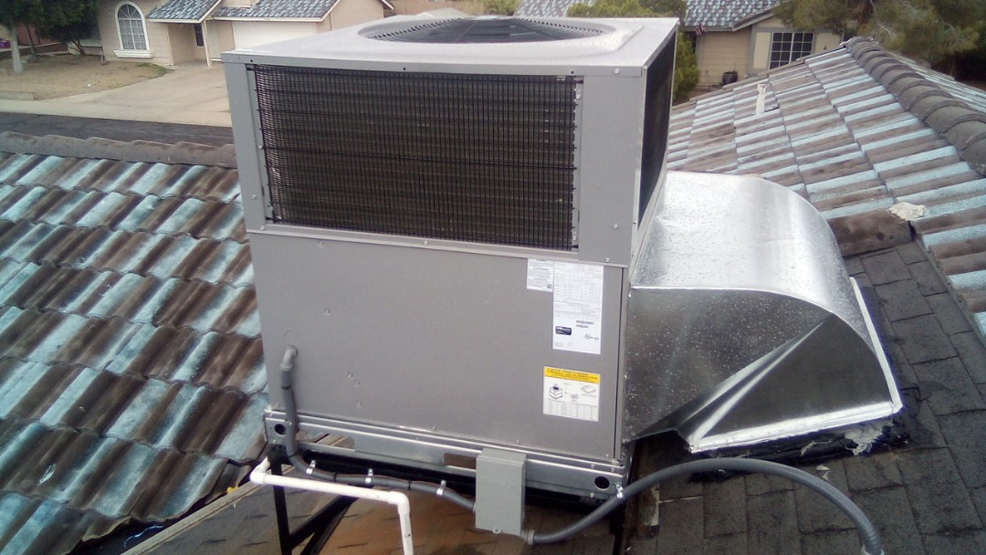 Peoria, AZ - New carrier AC Installation