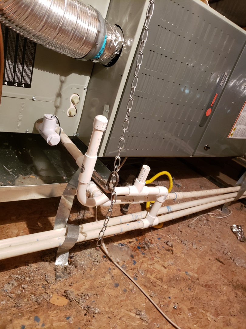 Peoria, AZ - Condensate safety float switches and condensate repair