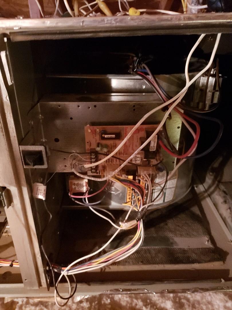 Phoenix, AZ - Indoor blower motor replacement