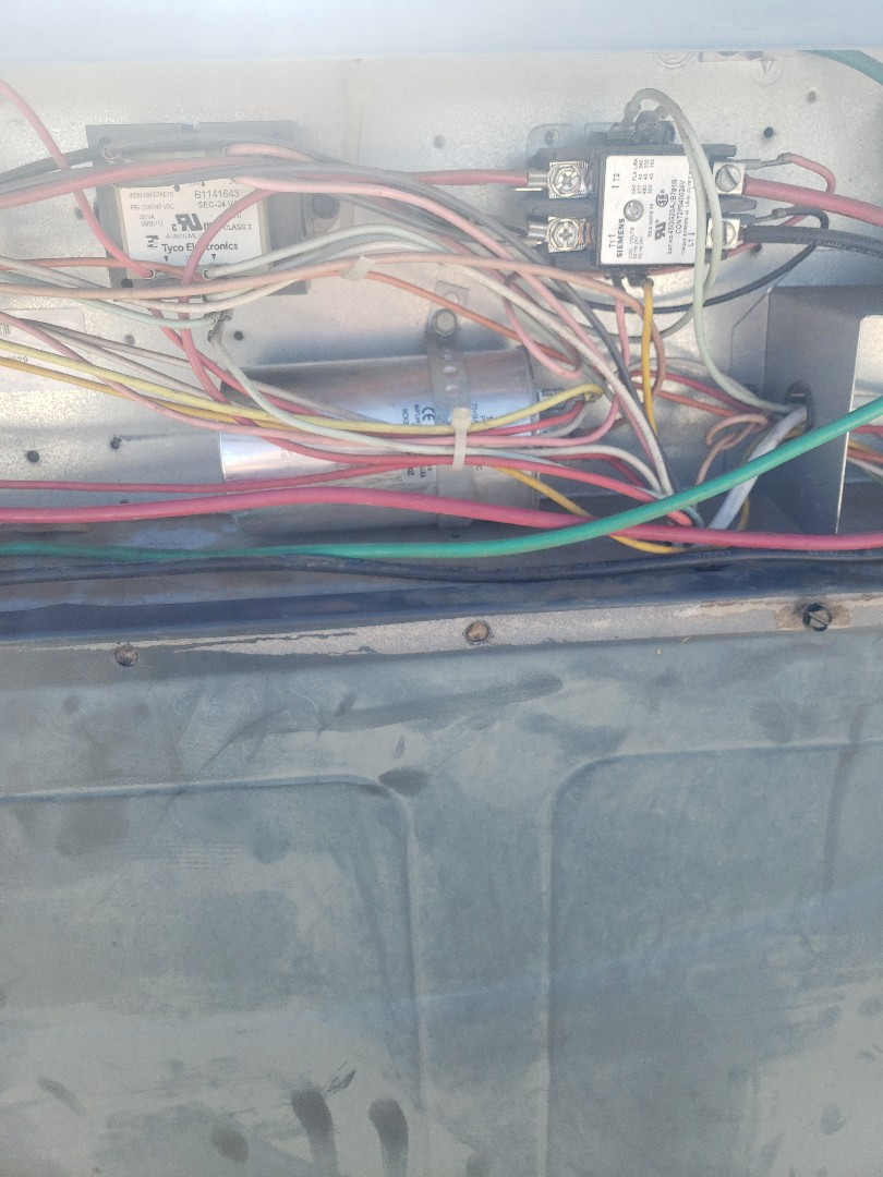 Peoria, AZ - Professional replacement of Air Conditioning Capacitor