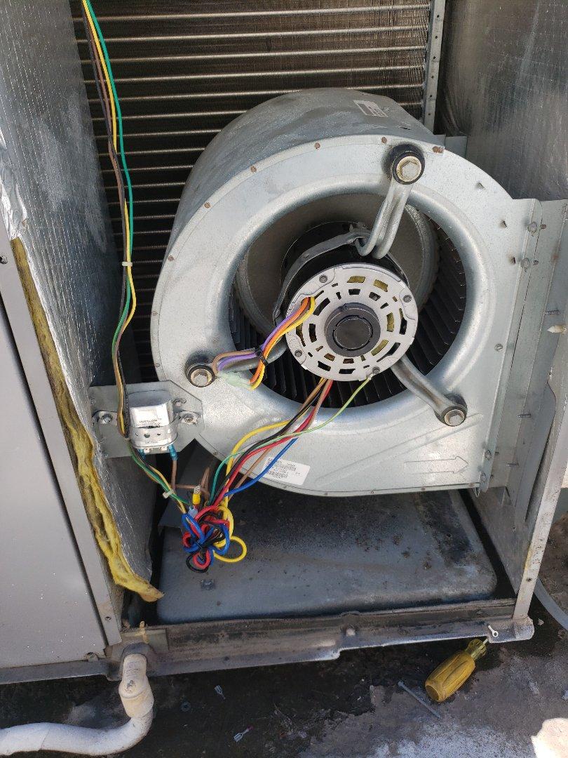Scottsdale, AZ - Indoor blower motor repair