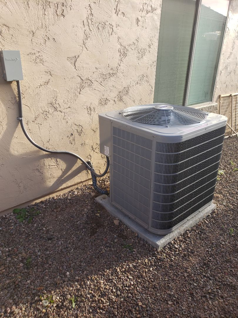Peoria, AZ - Furnace and Air Conditioning Installation