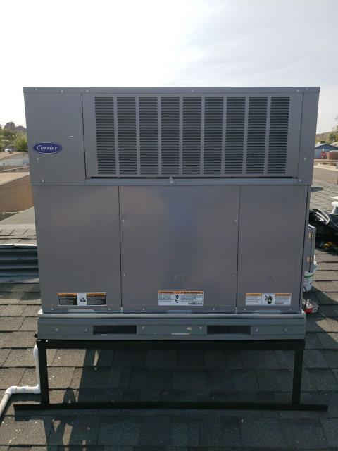 Paradise Valley, AZ - new Carrier 2 stage system replacement