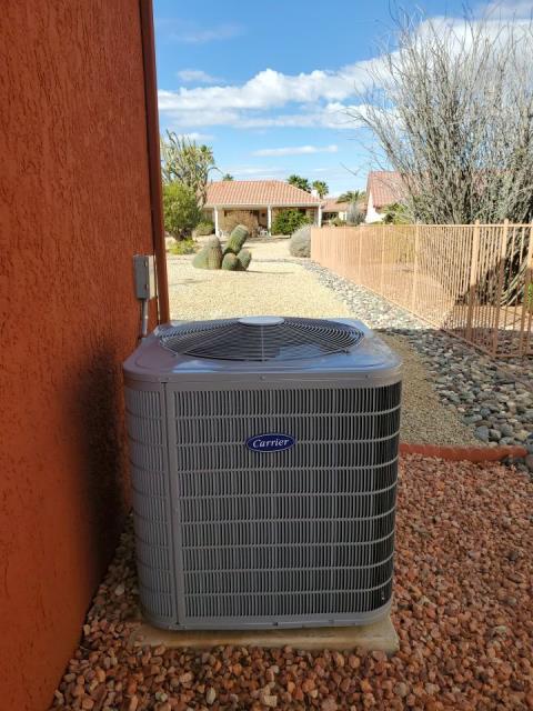 Glendale, AZ - Glendale 85308 New system installation