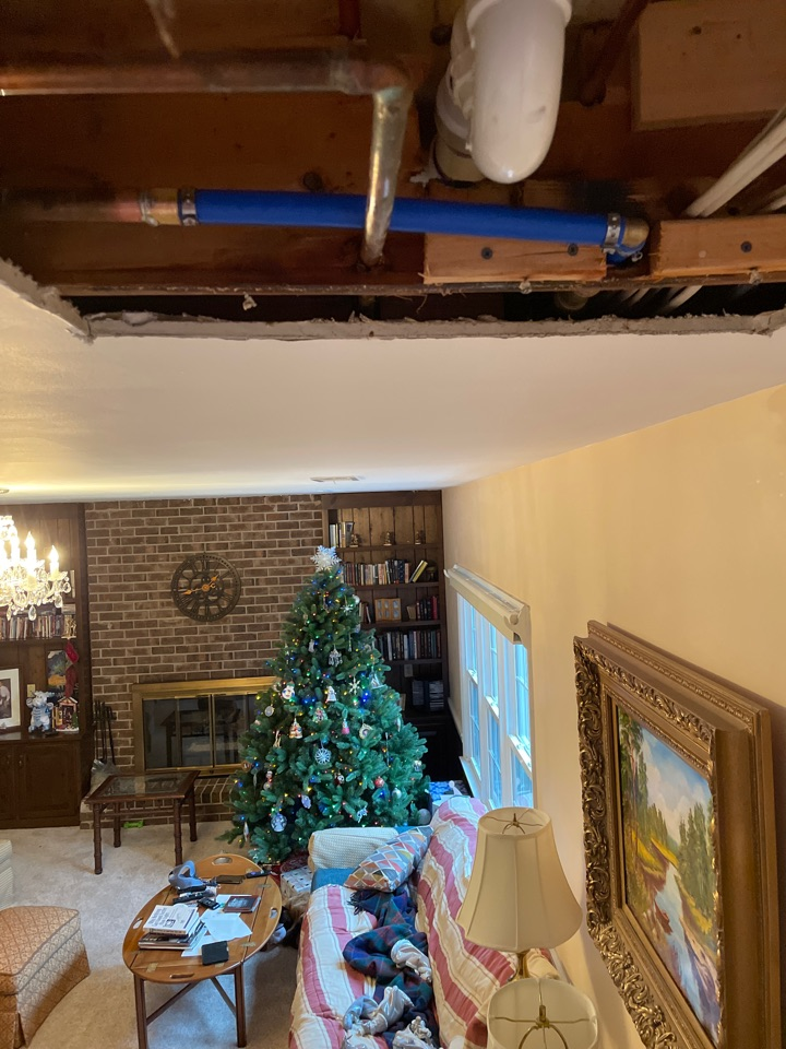 Repaired minor pinhole leak great job great customer