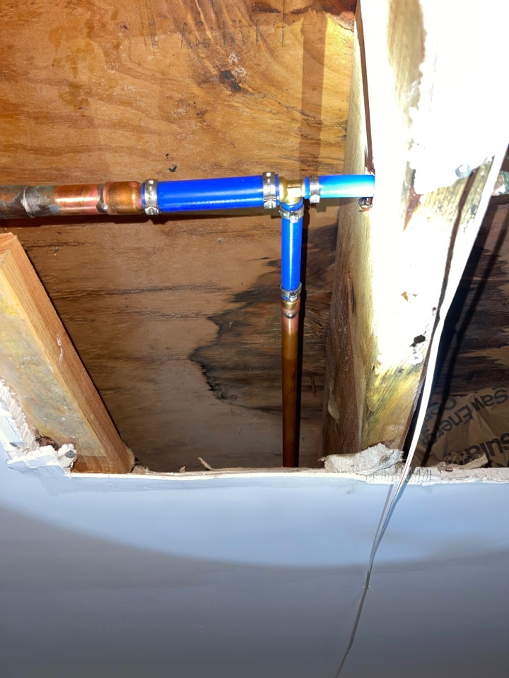 Copper repair in Kennesaw done for a great price