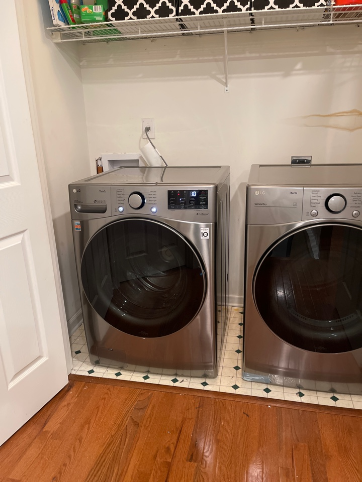 Install washer box in Kennesaw for great price